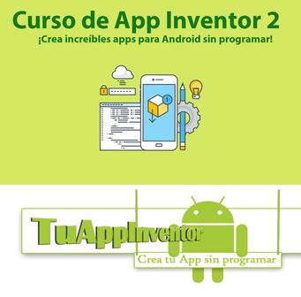 Curso Online App Inventor 2